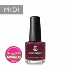 Jessica  Polish Midi Fruit Of Temptation 0.25oz