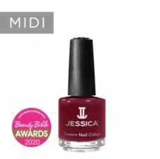 Jessica  Polish Midi Luscious Leather 0.25oz