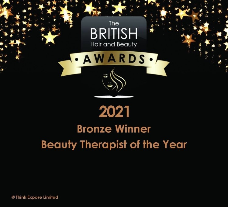 Sarah Elizabeth Beauty Therapist of the Year 2021